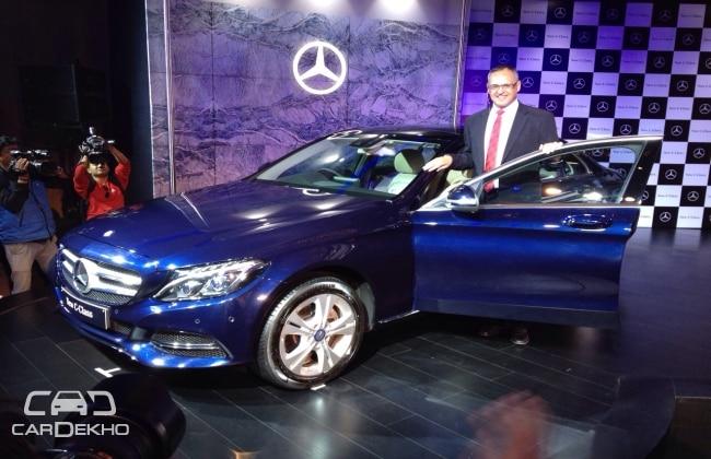 Mercedes Benz New C Class