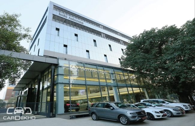Mercedes Benz Inaugurates New Dealership In Chandigarh