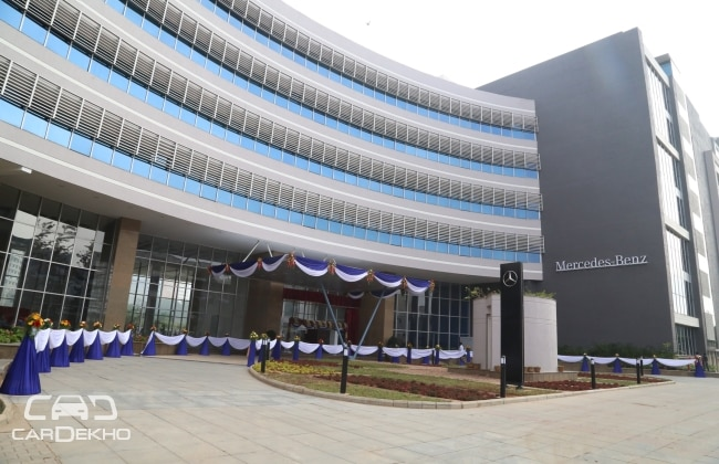 Mercedes-Benz Research and Development India's second dedicated facility inaugurated