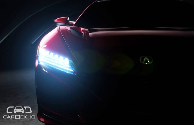 Acura NSX production model to debut at 2015 Detroit Auto Show