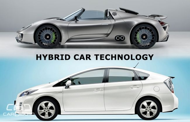 Hybrid car technology simplified