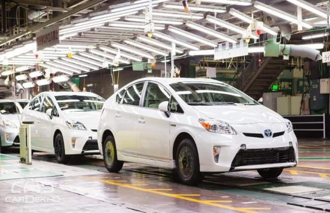 Toyota motor corporation japan email address for Toyota motor corporation address