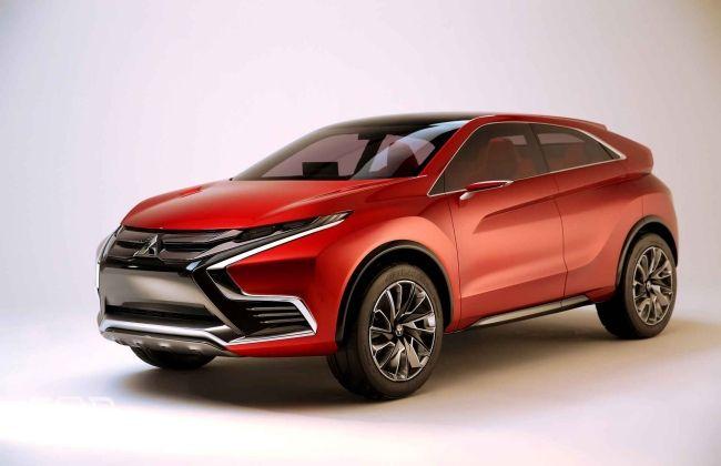 Mitsubishi XR PHEV II hybrid SUV concept
