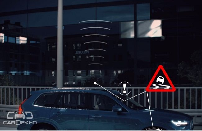 Connected cars for safer driving: Volvo Cars