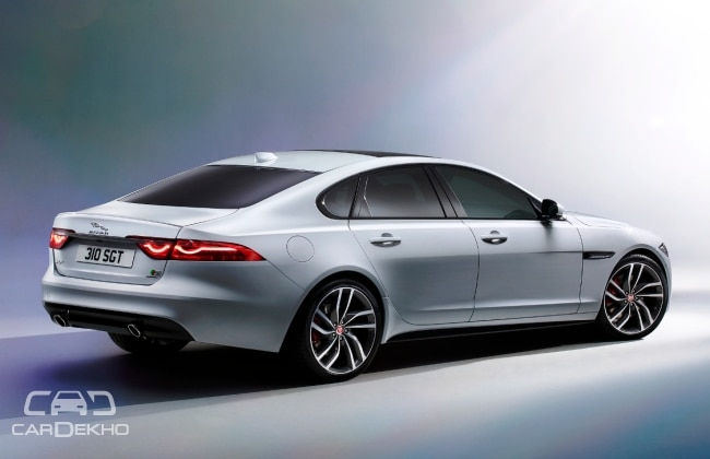 The New XF Now Features 75% Aluminium In Its Architecture And With This, All  The Jaguar Models Now Have Aluminium Extensive Architecture.