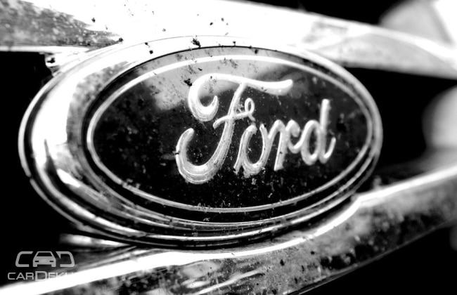 फोर्ड ने वापस बुलाईं 39,315 कारें