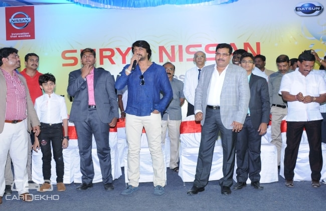 Nissan opens its second dealership in Bengaluru