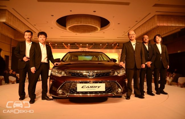 Toyota Camary