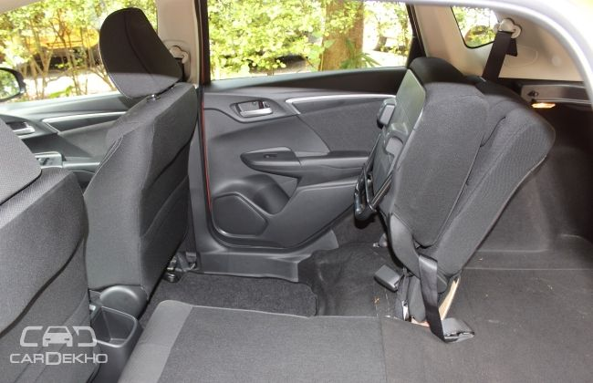 Image result for Honda Jazz magic seats cardekho