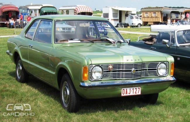 Ford Taunus 1970