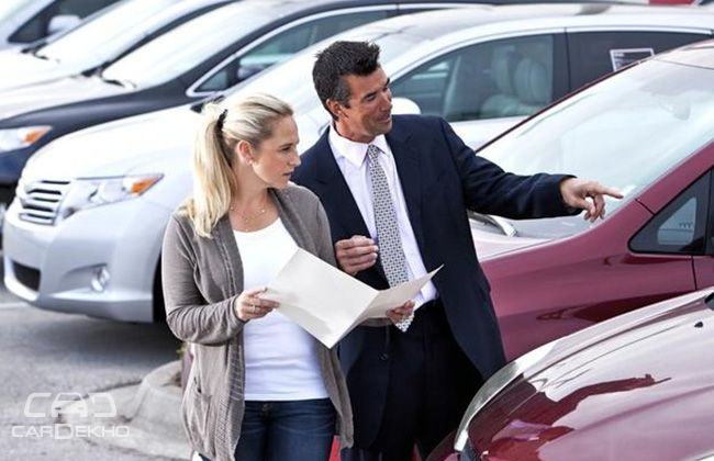 Do your homework before buying a car