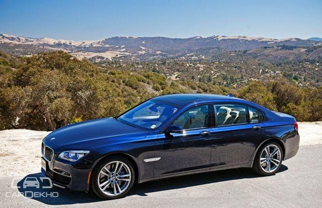 BMW 7-Series 760 Li