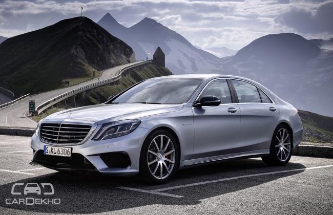 W222 Mercedes Benz S-Class Luxury Saloon