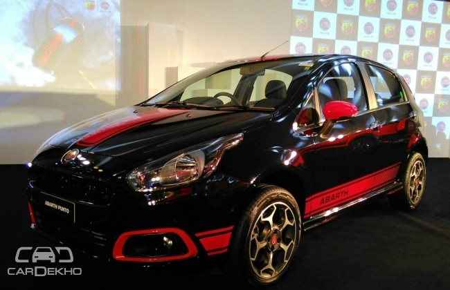 Fiat Abarth Punto EVO and Avventura both Launched at Rs. 9.95 Lacs
