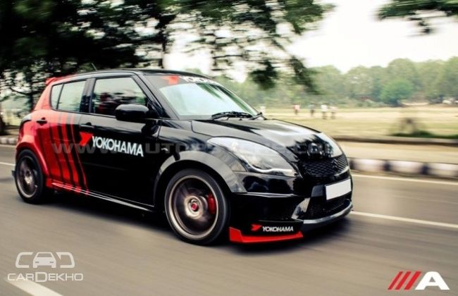 Most Tasteful Suzuki Swift Modifications Features Cardekho Com