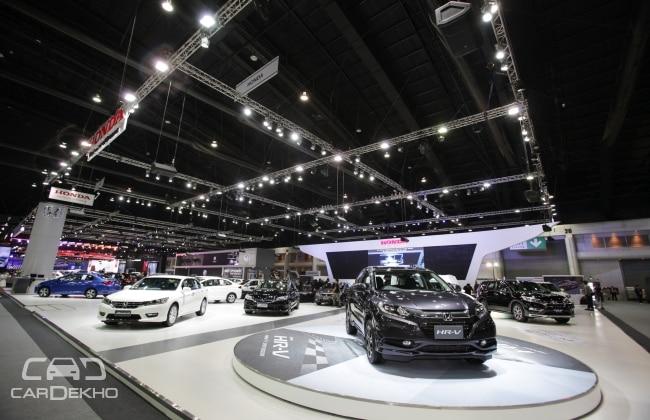 Honda Pavilion Thailand Motor Show