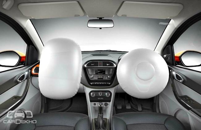 Tata Zica Dual-front Airbags