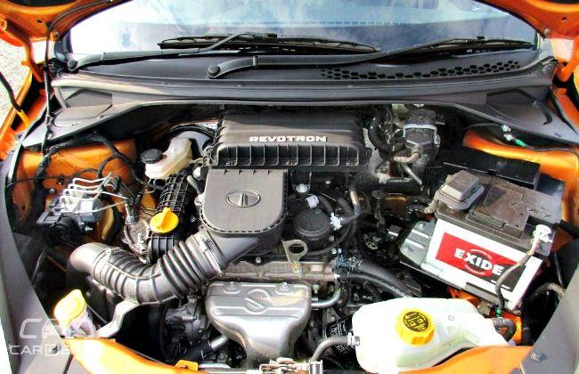 1.2 Revotron Petrol Engine