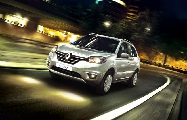 Renault Keleos