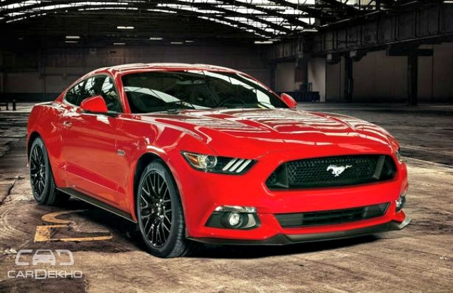 Ford Mustang to Gallop in India: Find Out Which 'Color' You Should Buy!