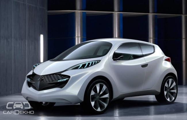 Hyundai i-Metro Concept (Rear)