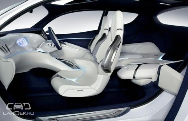 Hyundai i-Metro Concept (Interior)