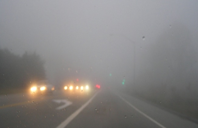 A common winter driving myth is the necessity of using fog lamps in sub-optimal conditions.