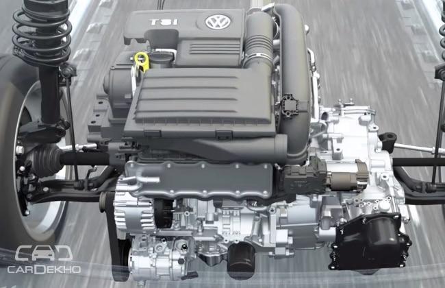 Volkswagen Beetle 1.4-liter TSI