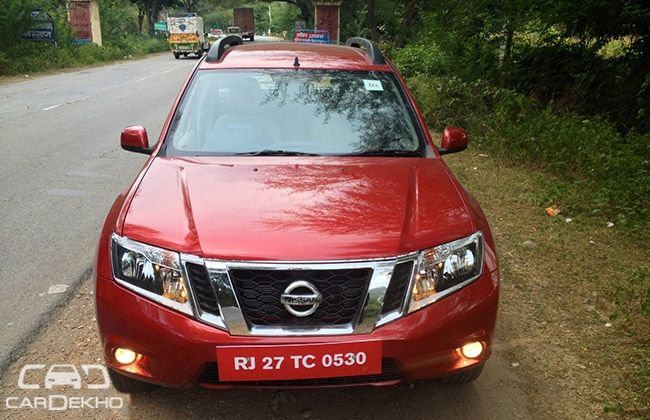 Nissan Terrano XL P