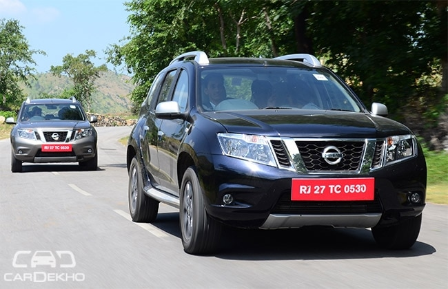 is nissan terrano with a 6 speed easy r amt in the making business standard news. Black Bedroom Furniture Sets. Home Design Ideas