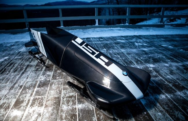 BMW's Bobsled