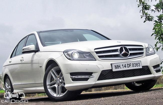 MercedesBenz C250 AMG Performance Edition  CarDekhocom