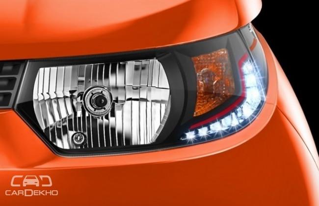 Mahindra KUV100 Headlamps