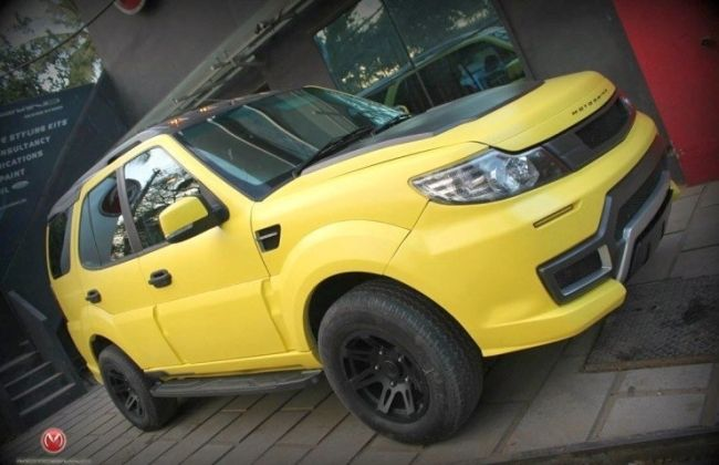 Top Tasteful Tata Safari Modifications Features Cardekho Com