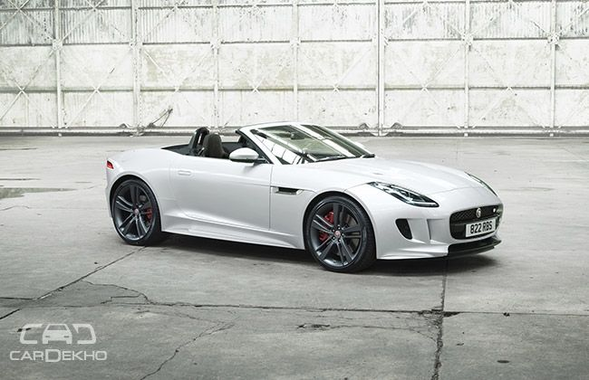 British Design Edition for F-TYPE