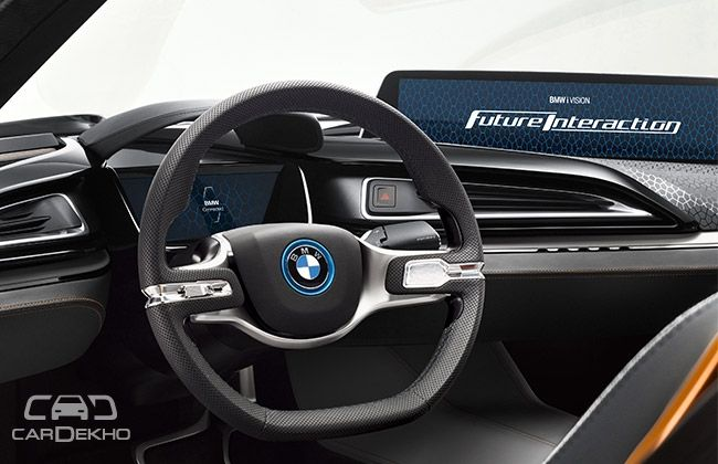 BMW Networked Cockpit