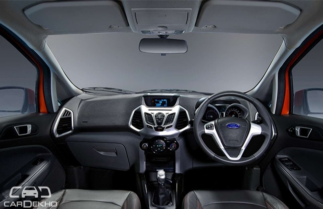Ford EcoSport Pictures See Interior  Exterior Ford EcoSport