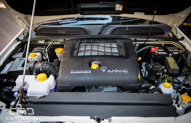 Mahindra Scorpio Intelli Hybrid S10 4WD