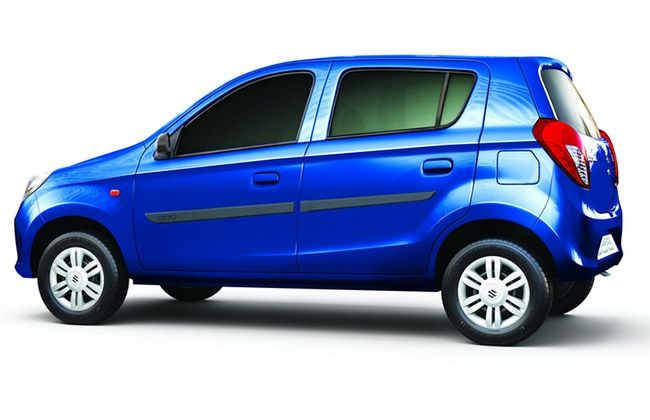 Maruti offers driver side airbag in Alto