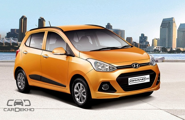 Hyundai Grand I10 Price In India Review Pics Specs