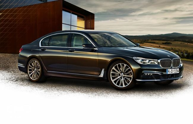 All-new BMW 7-Series