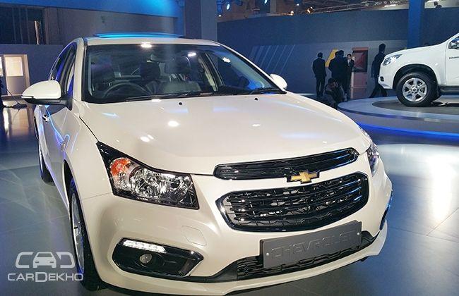 Chevrolet New Cruze