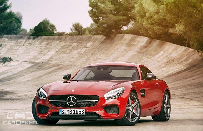 Mercedes-Benz AMG GT S (310 Kmph)