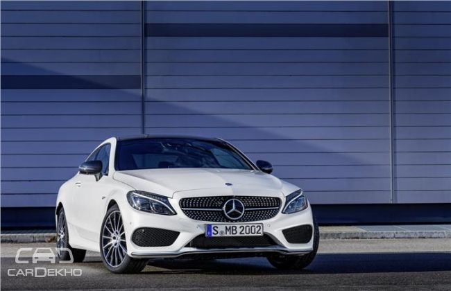 Mercedes-Benz AMG C43 Coupe