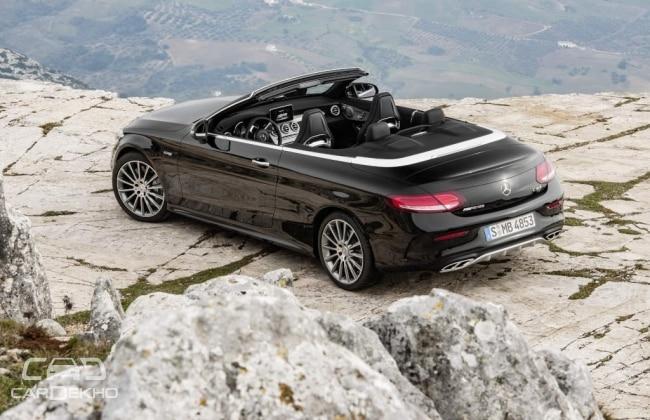 Mercedes-Benz AMG C43 Cabriolet