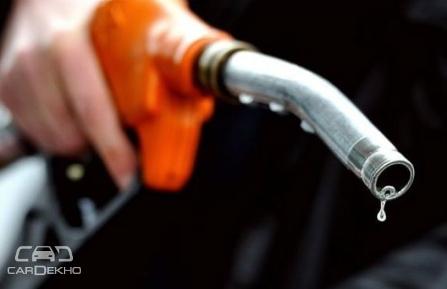 Petrol And Diesel Prices Hiked