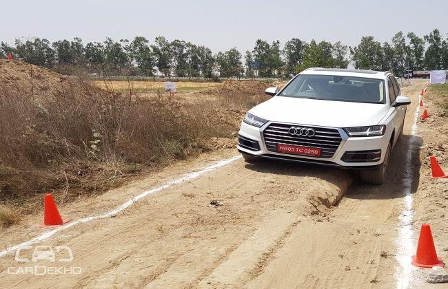 Audi Q Drive