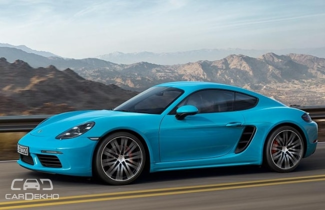 New Porsche Cayman Unveiled, Gets The 718 DNA | Business