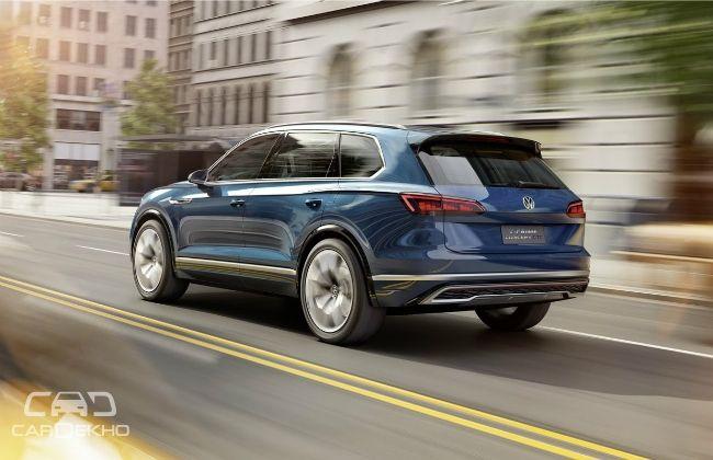 Volkswagen T-Prime Concept GLE