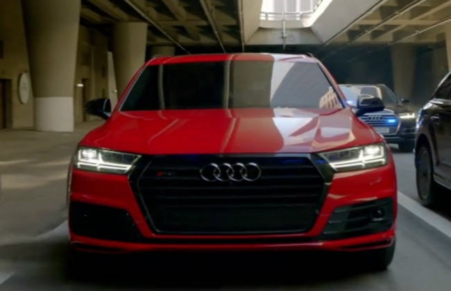 4 Amazing Audi Cars Of Captain America Civil War Stars
